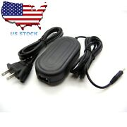 Ac Power Adapter For Canon Powershot E1 Sx100 Is Sx110 Is Sx120 Is Sx130 Is