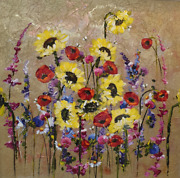 Sunflowers Rozanne Bell