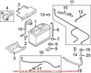 Genuine Oem Battery Cable Terminal End For Audi 8j0915459