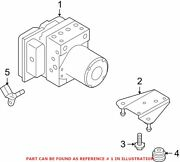 Genuine Oem Abs Hydraulic Assembly For Audi 8k0614517hc