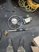 Hynautic Hydraulic Steering Complect
