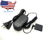 Ac Power Adapter For Canon Digital Ixus 110 Is 120 Is I Zoom I7 Zoom Wireless