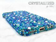 Mix Of Colors Crystallized Iphone Android Cell Phone Case W/ Crystals