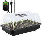 Germination Seed Starter Kit With Seedling Temperature Controller And Heat Mat