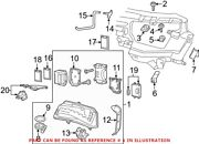 Genuine Oem Front Right Headlight Assembly For Audi 4h0941030aj