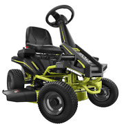 Ryobi 300e 30 In. 50 Ah Battery Electric Rear Engine Riding Mower Local Pick Up