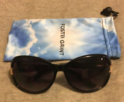 Barbra Streisand Personally Owned And Worn Foster Grant Sunglasses W/ Coa