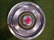 Vintage 1960and039s Pontiac Fire Bird Hubcap Wheel Covers