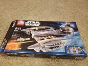 Lego Star Wars General Grievous' Starfighter 8095 Complete W/ Box And Instruction