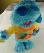 Fisher Price Blues Clues Chicka Conga Abc Dancing Singing Plush Dog Toy S4