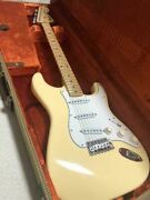 Fender Stratocaster Yngwie Malmsteen Model 2011-2012 Made In Usa Electric Guitar