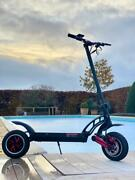 High Power 60 Km/h E2go Y12 Off Road Dual Drive Motor Electric Scooter Uk Seller