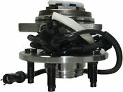 Front Wheel Bearing And Hub 1998 1999 2000 Ford Ranger And Mazda B4000 Abs 4wd 4x4