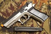 Magnum Research Jericho Baby Desert Eagle Co2 Nbb Airsoft Pistol Gray / Black