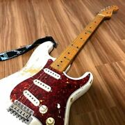 1954 Fender St54-75rv Custom Edition Relic Electric Guitar Japan Shipped