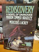 Marion Zimmer Bradley And Mercedes Lackey Rediscovery Darkover Hardcover 1993 New
