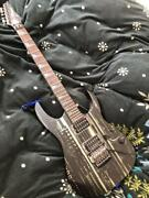 Ibanez Rgth Rg1 6 String Electric Guitar Limited Edition Shipped From Japan