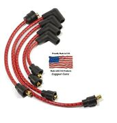 Spark Plug Wires Fits Ford 800 801 840 841 850 851 860 861 871 881 Tractor