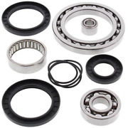 Fits 2002 Yamaha Yfm660f Grizzly 4x4 Differential Bearing And Seal Kit