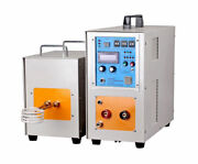 15kw 30-80khz High Frequency Induction Heater Furnace Zn-15ab