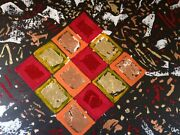 Game Of Thrones Original Acrylic And Gold Leaf Original Painting By Evelyn Spatz