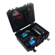 Air Compressor Ckmtp12 For 4x4 Accessories Twin High Performance 12 Volt