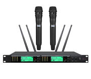 Uhf Long Range Wireless Vocal Microphone System For Shure Ad2/ksm8 Wireless Mic