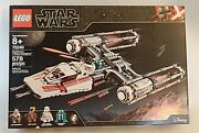 Lego® Star Wars™ Episode Ix - Resistance Y-wing Starfighter™ 75249 578 Pcs New