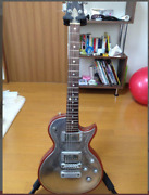 Greco Zemaitis Gz-3000mf 22f Rare Electric Guitar Shipped From Japan S/n 0605015