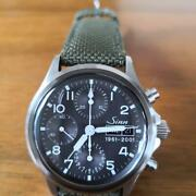 [oh] Sinn 356 Flieger 40th Anniversary Limited Edition Automatic Mens Watch Rare