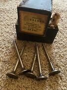 Nos 1942-1951 Dodge And Plymouth All Models Exhaust Valves