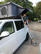 Roof Tent Box For All Cars New Design2020 With Solar Panel And Star Gaze Window