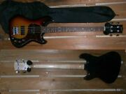 Gibson Usa Eb 2013 3 Tone Sunburst Electric Bass Guitar S/n 126130648 With Case