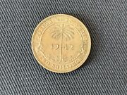 British West Africa 1942 Kn 2 Shillings George Vi In High Grade Free Uk Pandp