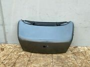 Bentley Continental Gt Rear Trunk Cover Boot Lid Oem 12-15