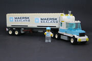 Lego Classic Town Cargo 1831 Maersk Sealand Container / Rare