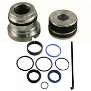 Complete Steering Cylinder Seal Kit Fits International 5088 5288 5488 Tractor