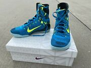 Nike Kobe 9 Ix Perspective Elite Size 10 Worn Once With Box Ftb Ds Prelude Air