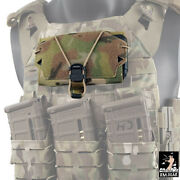 Dmgear Tactical General Phone Admin Pouch Duty Front Panel For Mobile Phone Camo
