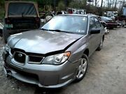 Motor Engine 2.5l Without Turbo Vin 6 6th Digit Fits 06 Saab 9-2x 159370