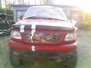 Rear Axle Rear Disc Brakes Heritage Fits 00-04 Ford F150 Pickup 130163