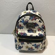 Nwot Loungefly Disney Lilo And Stitch Costumes Backpack Box Lunch Exclusive