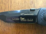 Heckler And Koch Hk 50th Anniversary 1 Of 1000