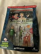Dc Universe Justice League The New Frontier Two-disc Special Edition
