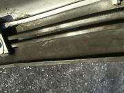 Jaguar Xjs 1982 On Right Rear Bumper Cover End Rubber Side Capping Bac2928