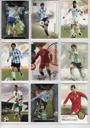 Ronaldo And Messi Trading Cards Choose From Dropdown List