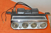 1965 Ford Mustang Coupe Gt Fastback Orig Dash Hang-on A/c Air Conditioning Unit