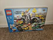 Lego City The Mine 4204 New Sealed In Box