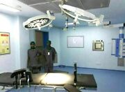 Solitaire 48+48 Ot Surgery Led Lamp Operating Surgical Hospital Medical Light Z