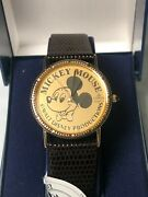 Lorus Mickey Mouse Mickey And Co Walt Disney Productions Vintage Watch R Hd002 New